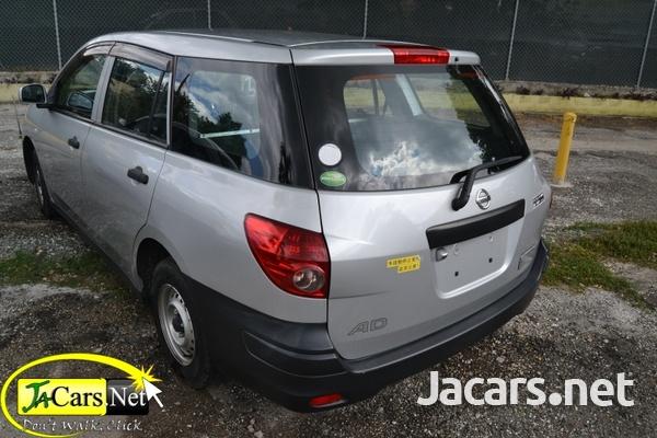 Nissan AD Wagon 1,5L 2013-3