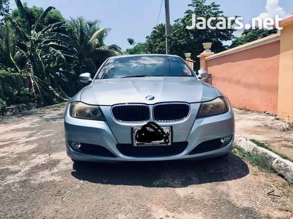 BMW 3-Series 2,0L 2011-6