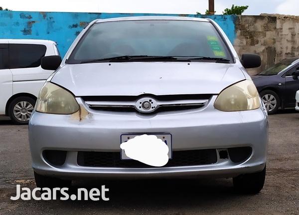 Toyota Yaris 1,3L 2005-5
