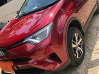 Toyota RAV4 2,0L 2018