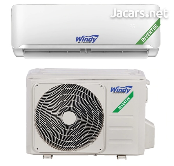 WINDY SMART A/C 12000BTU BRAND NEW-1