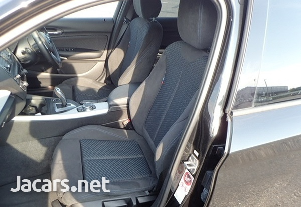BMW 1-Series 1,6L 2015-11