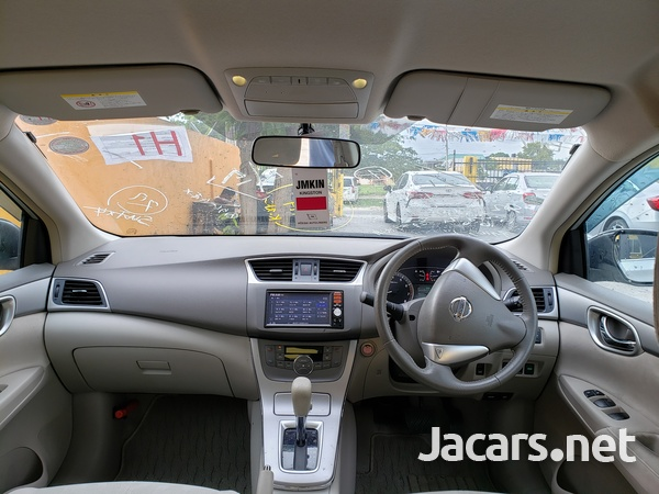 Nissan Sylphy 1,8L 2016-8