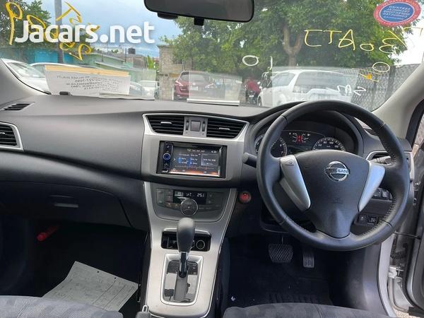 Nissan Sylphy 1,8L 2016-9