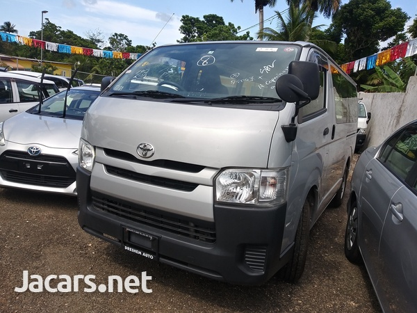Toyota Hiace 2,0L 2017-2