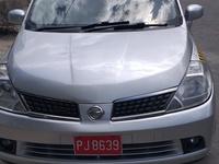 Nissan Tiida 1,6L 2005