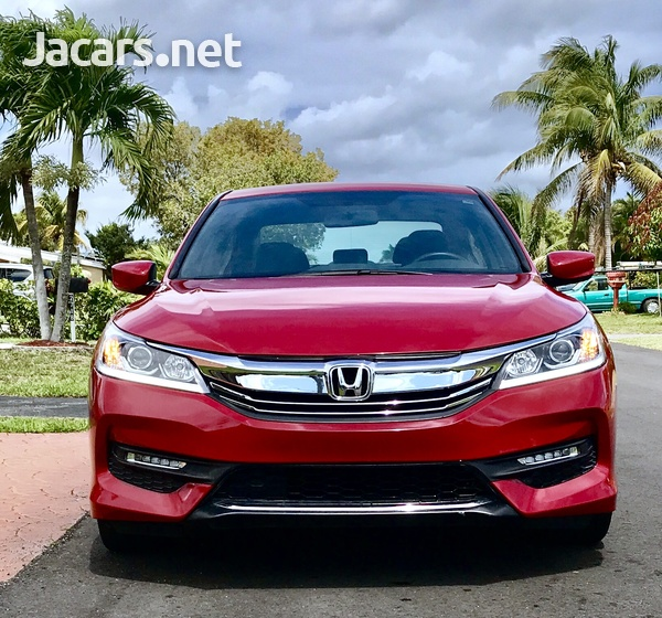 Honda Accord 2,4L 2017-1