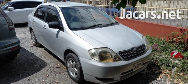 Toyota Corolla 1,8L 2001-1