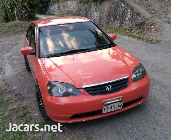 Honda Civic 1,6L 2002-3