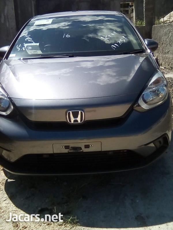 Honda Fit 1,5L 2020-5