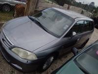 Honda Odyssey 1,8L 2002