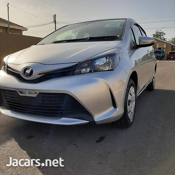 Toyota Vitz 1,2L 2015-3