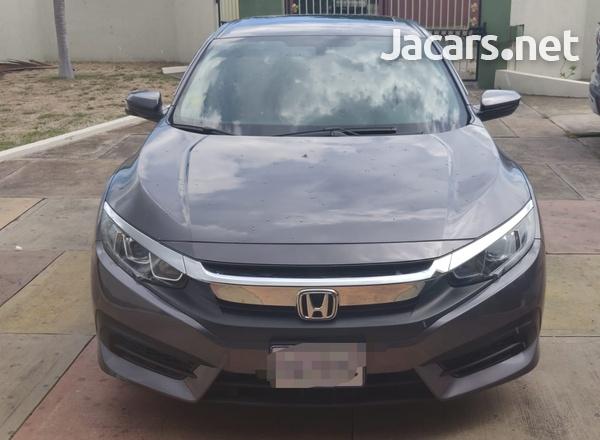 Honda Civic 2,4L 2016-3
