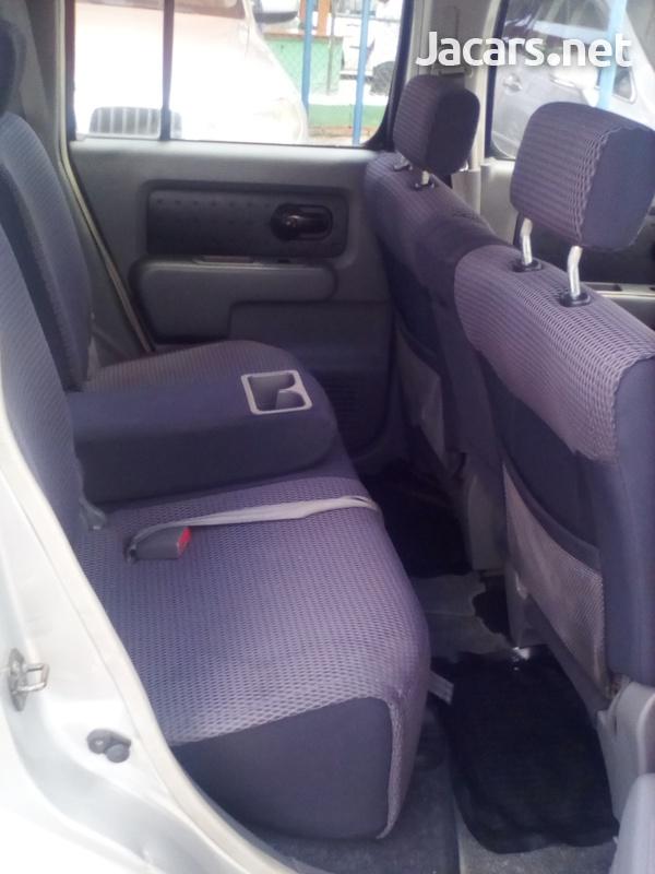 Nissan Cube 1,4L 2005-7