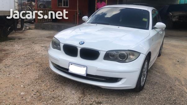 BMW 1-Series 1,5L 2009-1