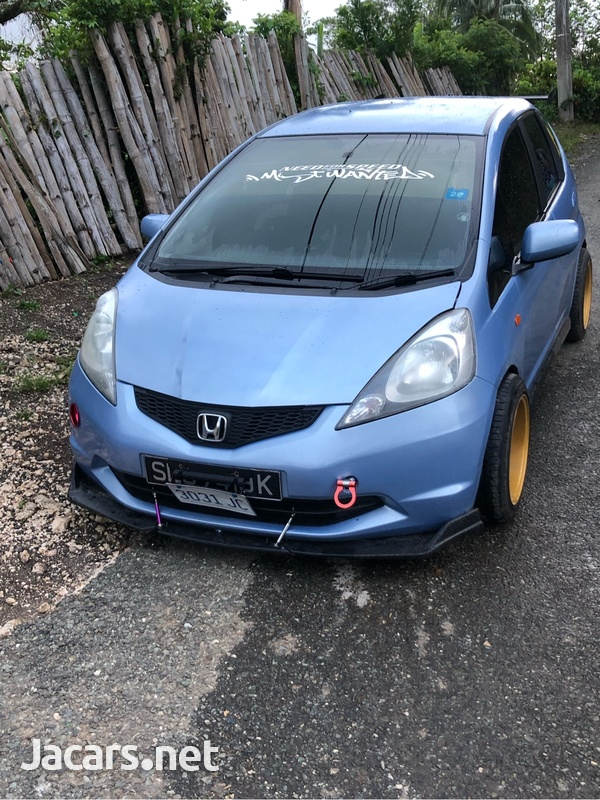 Honda Fit 1,3L 2008-5