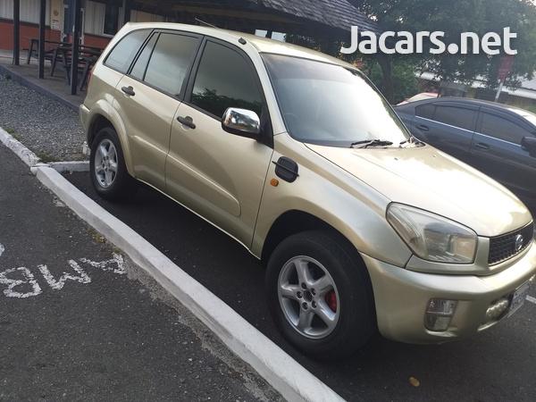 Toyota RAV4 2,0L 2002-2