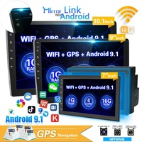 7,9,10.1 inch Car Stereo with Google Playstore, OBD2, builtin GPS