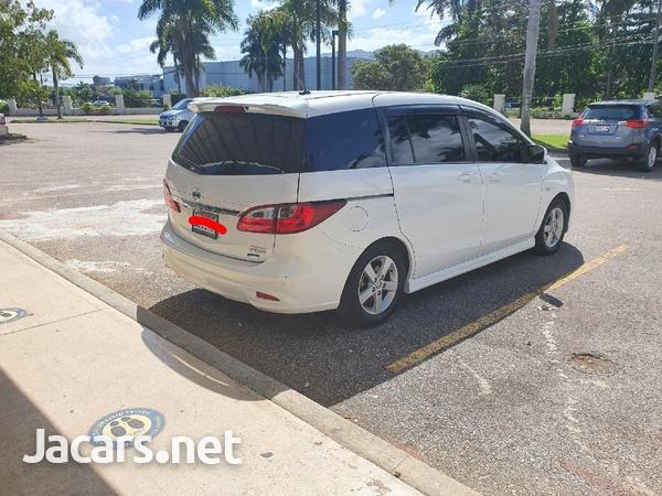 Nissan LaFesta 2,0L 2011-4