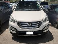 Hyundai Santa Fe 2,2L 2014