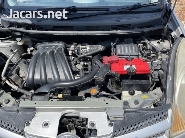 Nissan Note 1,5L 2007-7