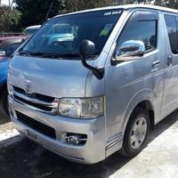 Toyota Hiace 2,5L 2010