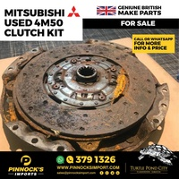 MITSUBISHI USED 4M50 CLUTCH KIT