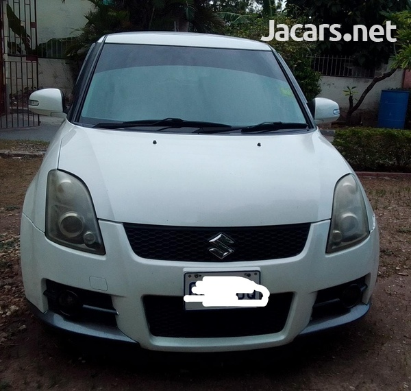 Suzuki Swift 1,6L 2008-6