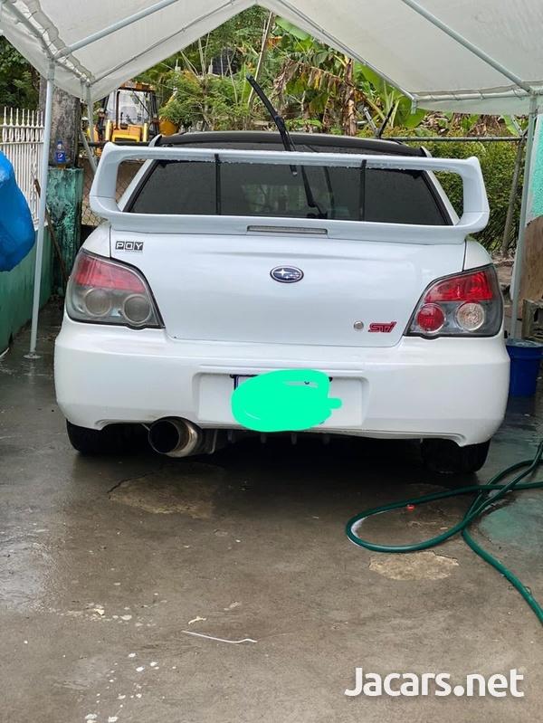 Subaru WRX STI 2,5L 2006-2
