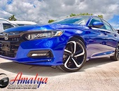 Honda Accord 1,5L 2018