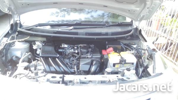 Nissan Latio 1,2L 2014-2