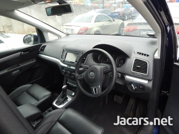 Volkswagen Sharan 1,8L 2014-5