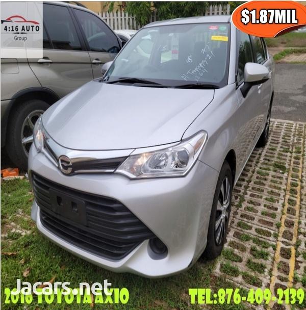 Toyota Axio 1,6L 2016-2