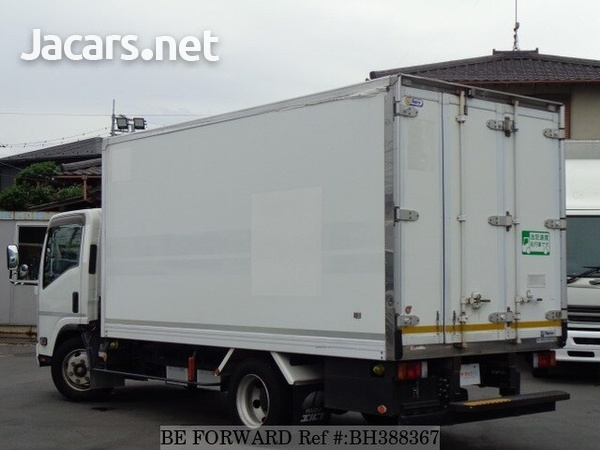 2012 Isuzu Elf Freezer Truck-2