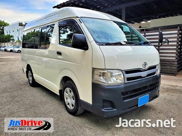 Toyota Hiace Bus 2,9L 2011-1