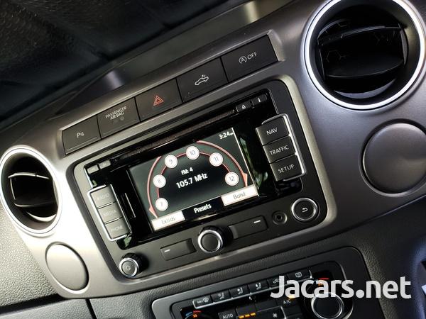 VW AMAROK diesel engine low mileage-4