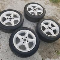 2002 Honda Civic Rims and Tyres