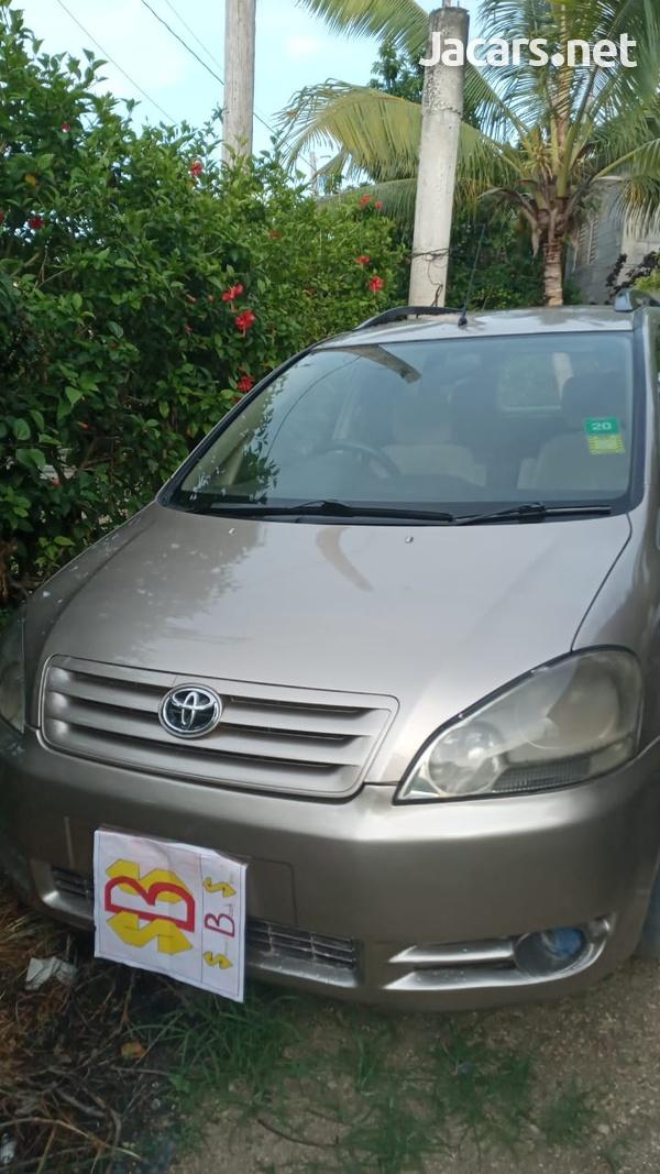 Toyota Picnic 2,6L 2002-2