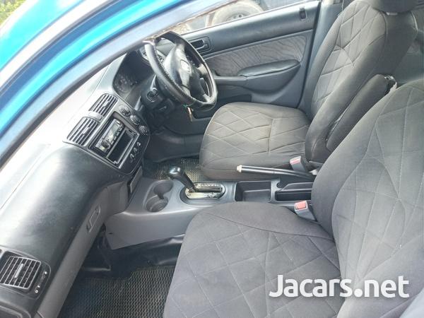 Honda Civic 1,5L 2002-5