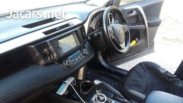 Toyota Rav4 2,0L 2017-9