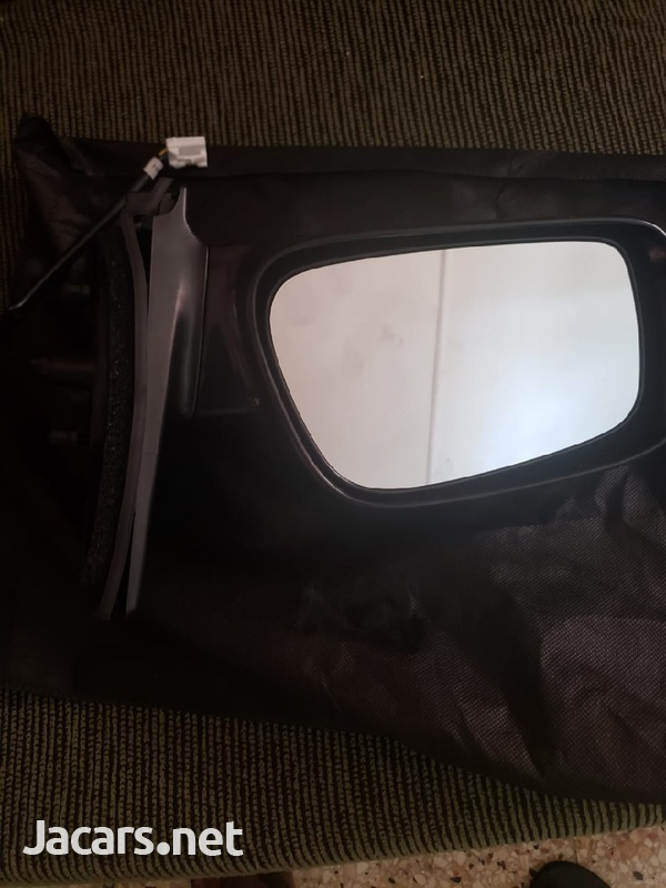 Power Mirror Set For 2003-2008 Toyota Corolla Right And Left Paintable-2