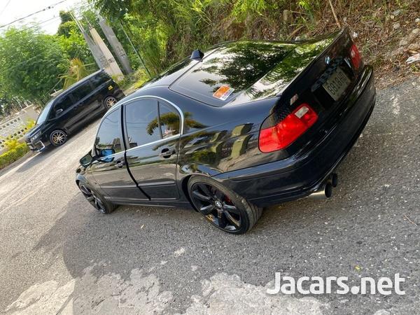 BMW 3-Series 2,5L 2001-14