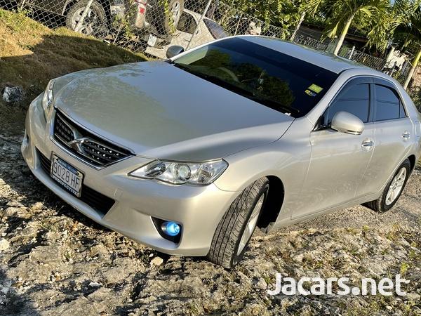 Toyota Mark X 2,0L 2012-2
