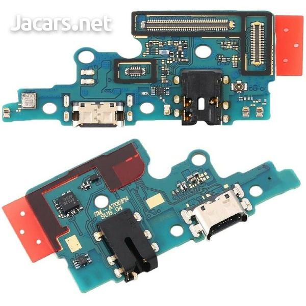 Samsung Galaxy A70F A705F Charging Port Dock Connector Headphone Jack & Mic-1