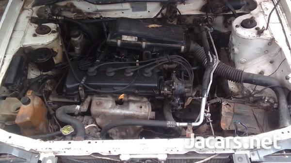 Nissan AD Wagon 1,5L 1991-6