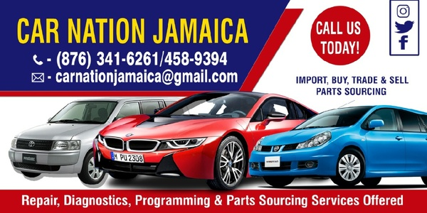 Car Nation Jamaica Ltd