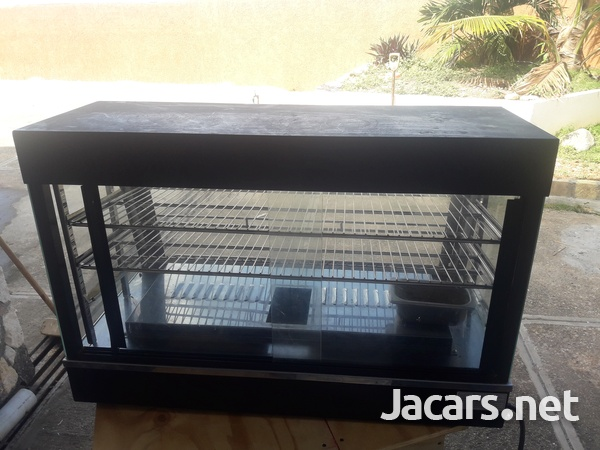 Commercial glass oven chicken warmer can keep any food warm-5