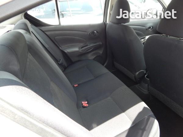 Nissan Latio 1,3L 2014-5