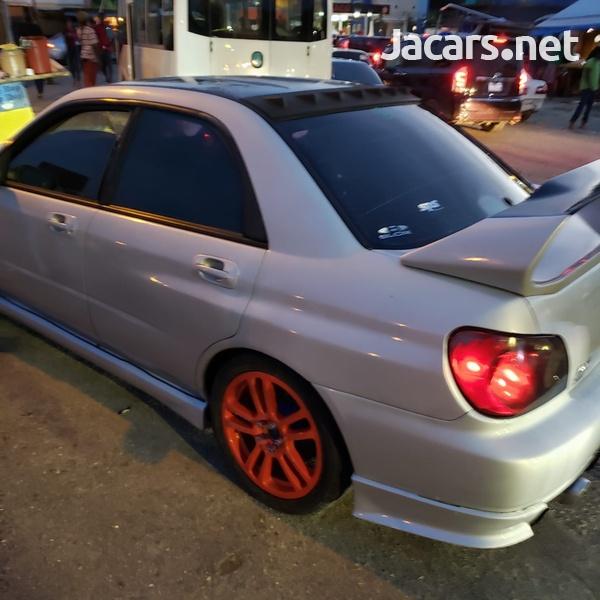 Subaru WRX STI 2,0L 2001-4