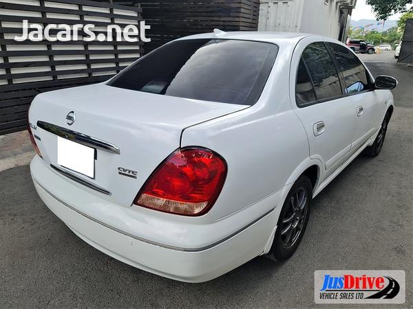 Nissan Sunny 1,6L 2006-5
